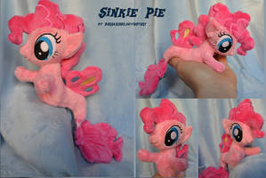 !SPOILER! Sea Pinkie Pie by Baraka1980