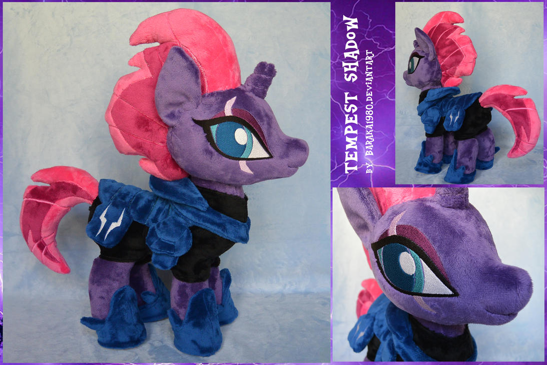 Tempest Shadow by Baraka1980