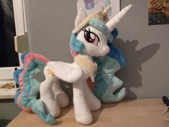 Celestia the blurred