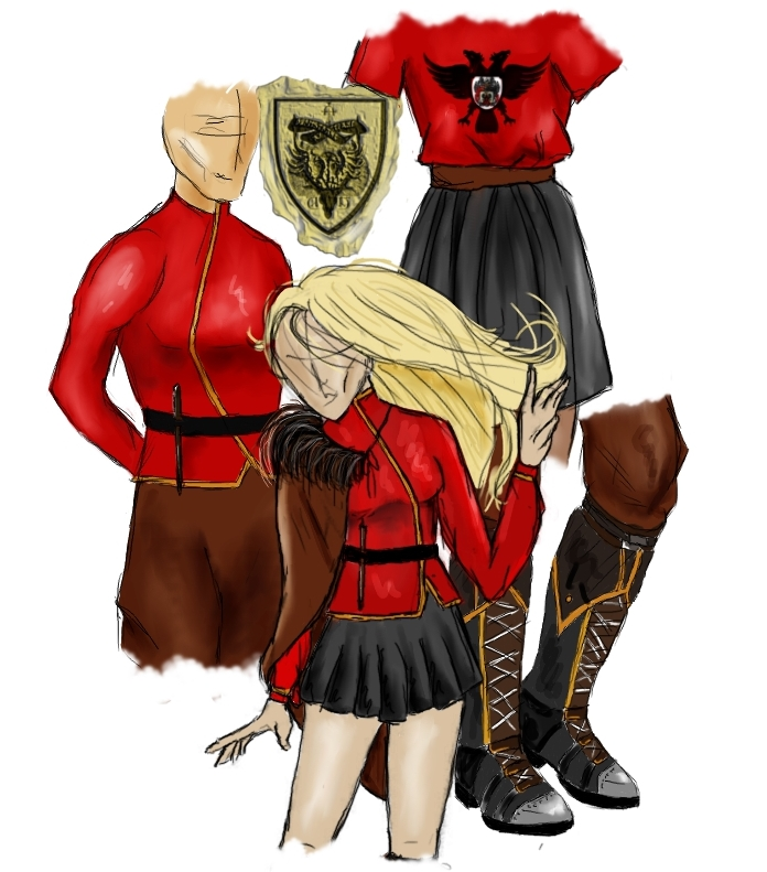 Durmstrang Institute Uniform By Sarahlia On Deviantart A uniform is a type of clothing worn by members of an organization while participating in that organization's activity. durmstrang institute uniform by