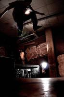 Underground skating by ajonsaas