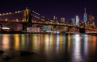 Brooklyn Bridge by ajonsaas