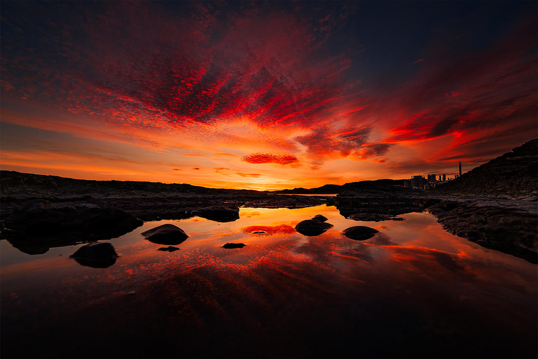 Another Sunset by AleckJo