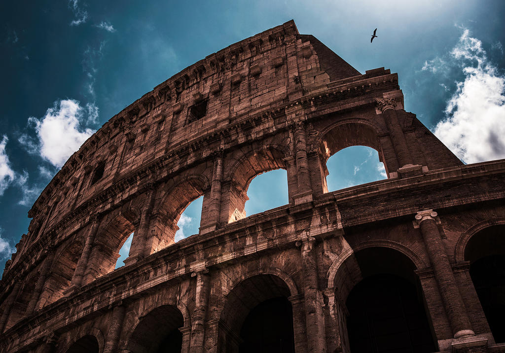 Rome X by ajonsaas