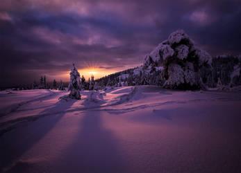 Sunrise by ajonsaas