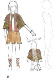 Female Jack Frost Design 3 by sukijanai19