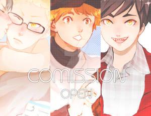Comission 2015 - CLOSE