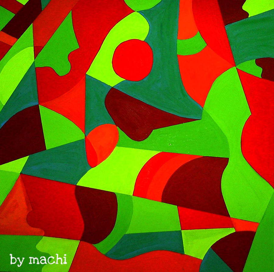 Abstract Complementary Color By 311007 On DeviantArt