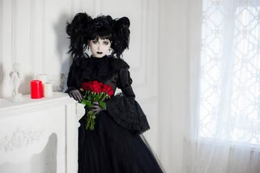 Mana (black) by Mana-himeI