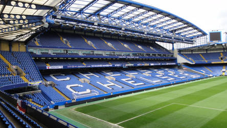 Stamford Bridge - Chelsea FC by areev19