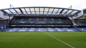 Stamford Bridge Stadium - Home of Chelsea Football by areev19