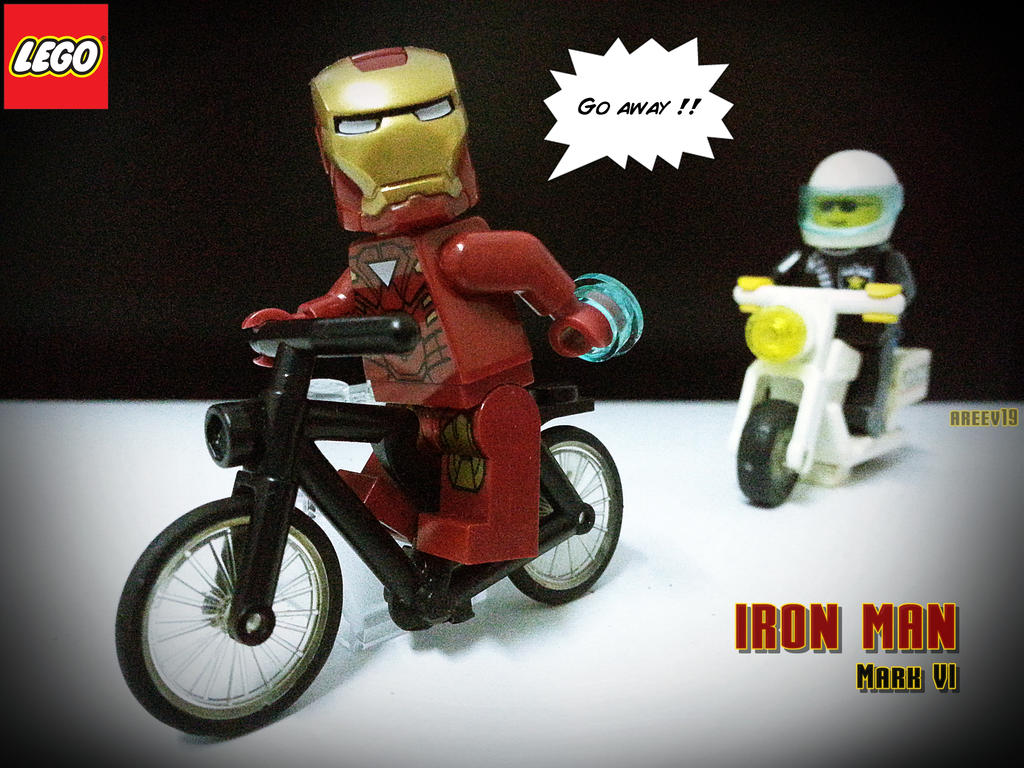 LEGO Iron Man by areev19 on DeviantArt