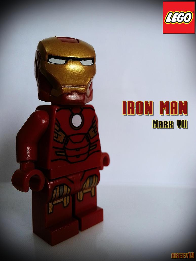 lego iron man mark 34 - photo #16