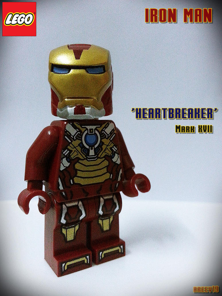 LEGO Iron Man Mark VII Heartbreaker by areev19 on DeviantArt