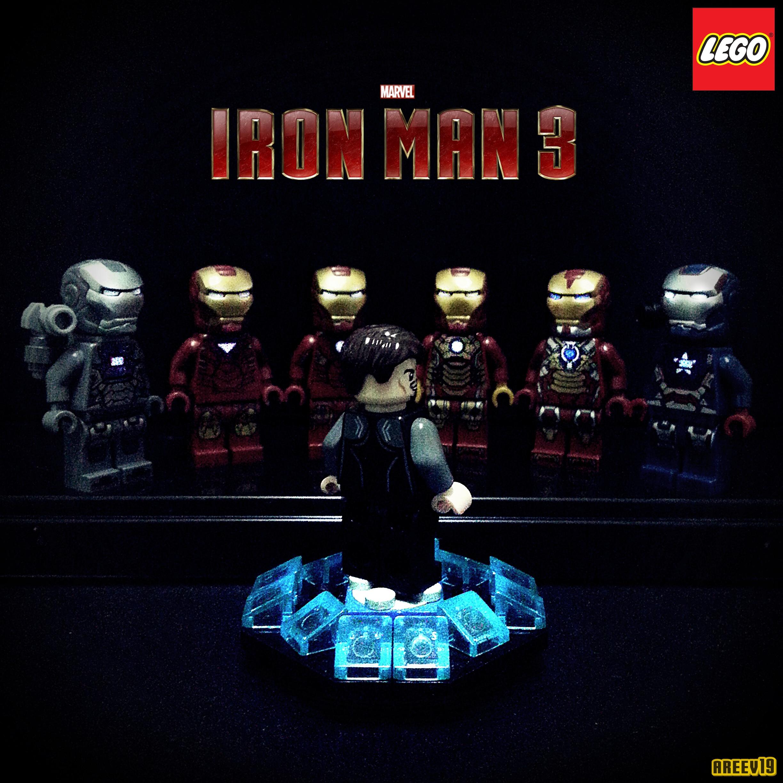 lego iron man 3 wallpaper - photo #5