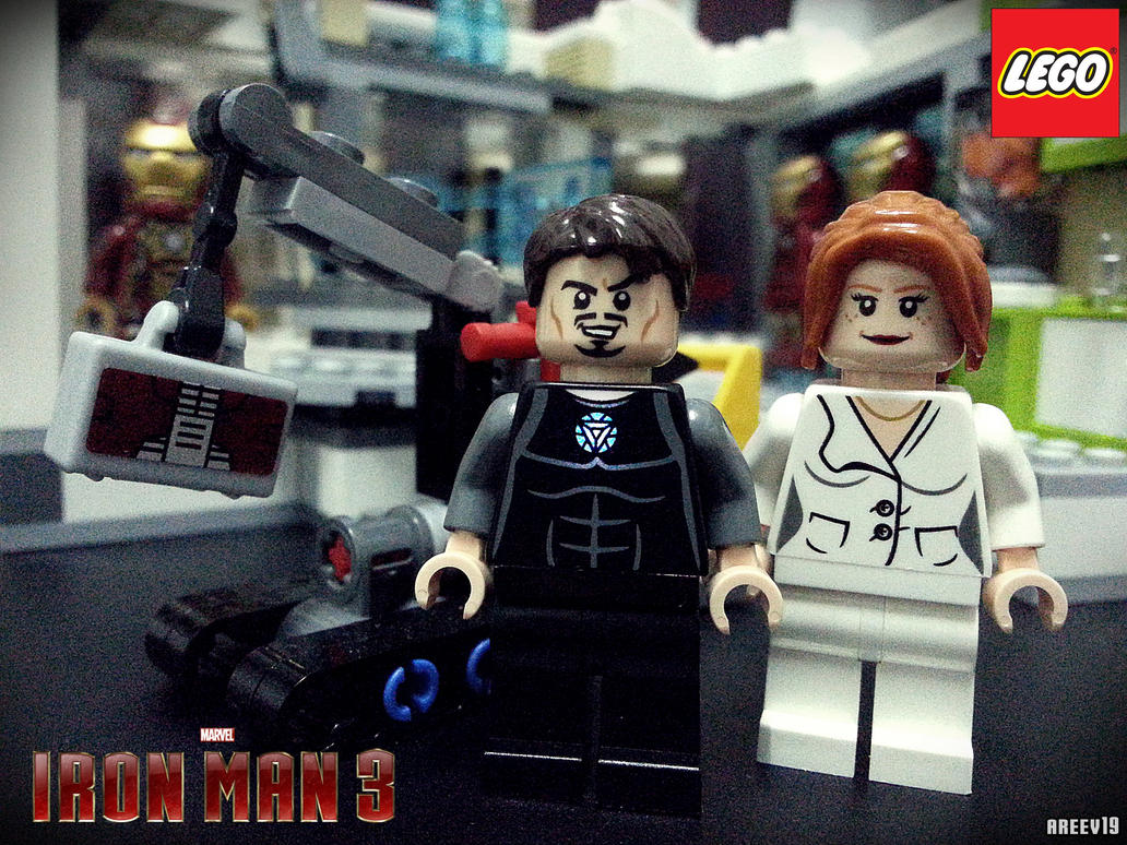 lego iron man 3 wallpaper - photo #17