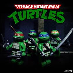 LEGO Teenage Mutant Ninja Turtles (2) by areev19