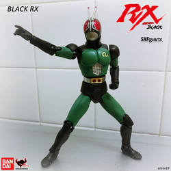 SHFiguarts Black RX by areev19