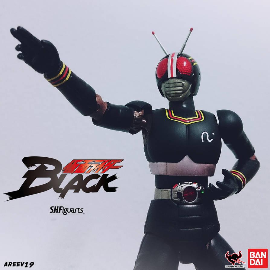 SHFiguarts Kamen Rider Black by areev19