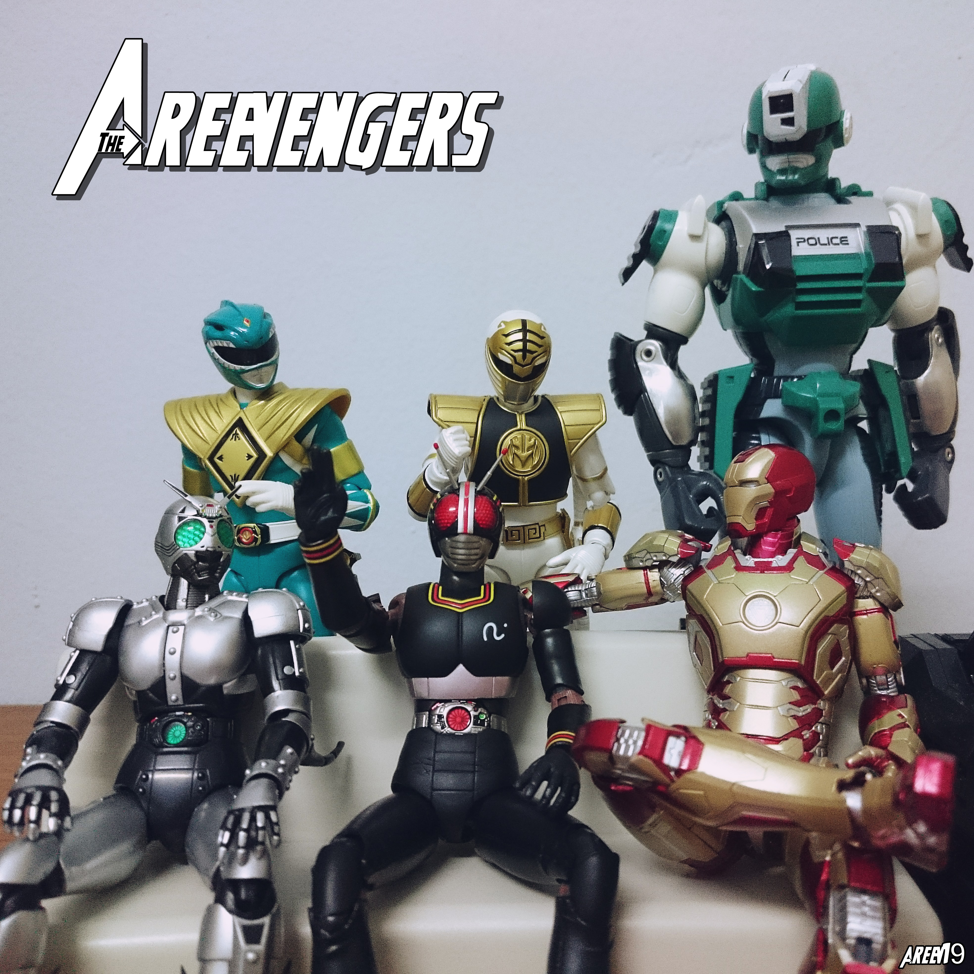 Areevengers by areev19