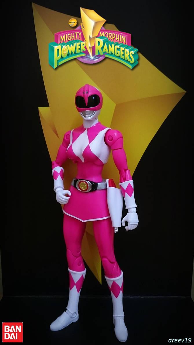 Pink Ranger (Legacy) by areev19