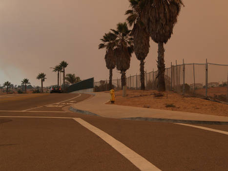 Photography: 2007 Fires - 3