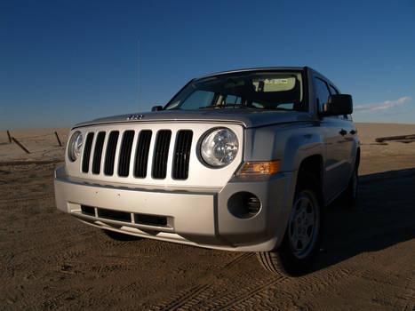 Photography: Jeep Patriot 1