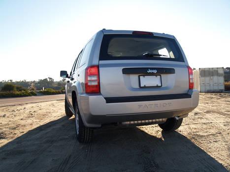 Photography: Jeep Patriot 3