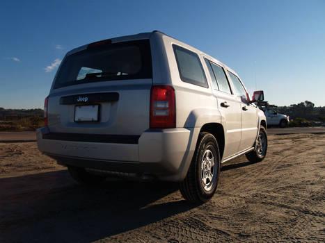 Photography: Jeep Patriot 4