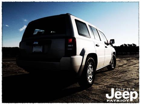 Background: Jeep Patriot