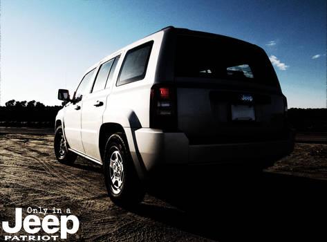 Background: Jeep Patriot 0