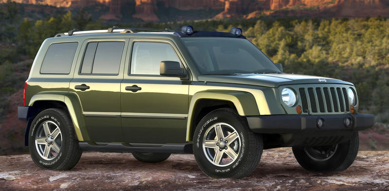 Jeep Patriot Renegade