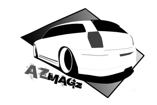 AZmagz Club logo -- unused #1