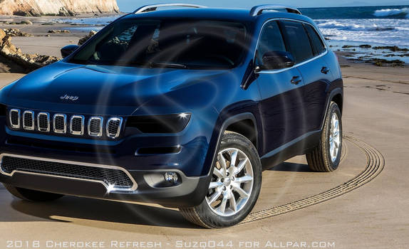 2018 Cherokee - Speculative Rendering ver2