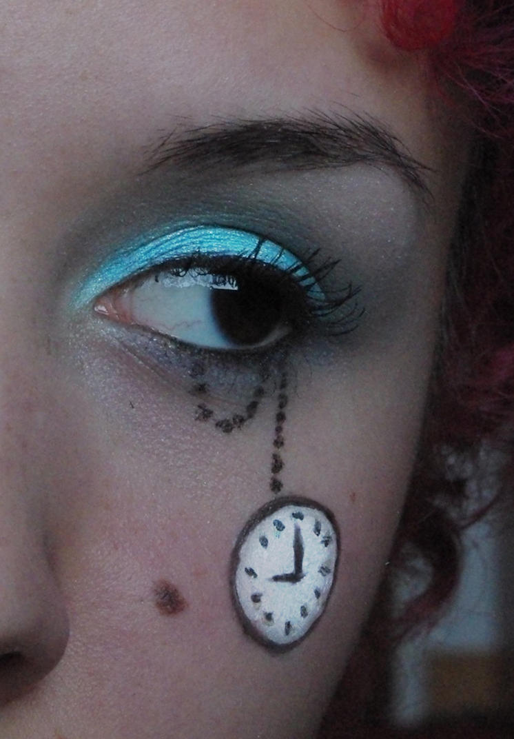 Alice in Wonderland Make Up I by Faye-Raven