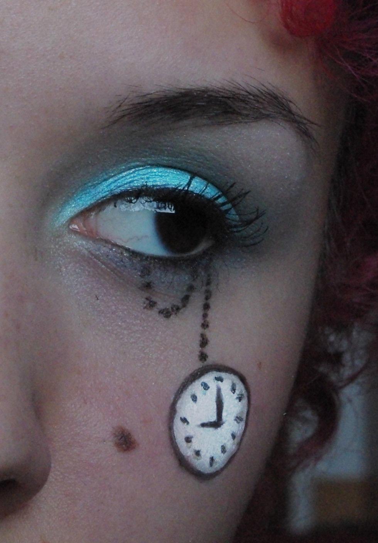 Alice in Wonderland Make Up I