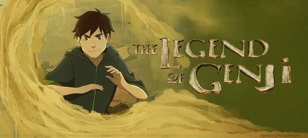 Legend of Genji? by freestyletrue