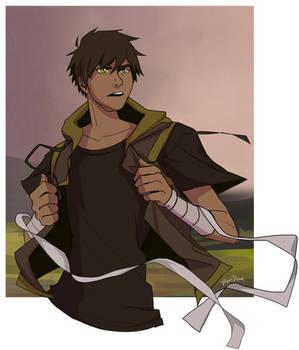 Genji Striking A Pose~