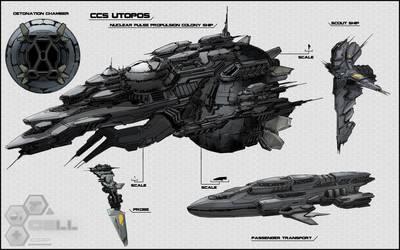 Colony Ships