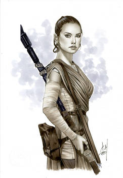 REY - STAR WARS Bw690