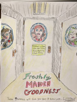 Terrorween IX - Freshly MAIDEN Goodness poster