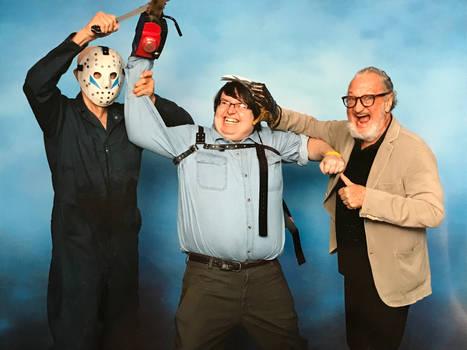 Steel City 2021 - Freddy vs Jason vs Ash