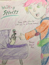 Terrorween IX - Wailing Spirits poster