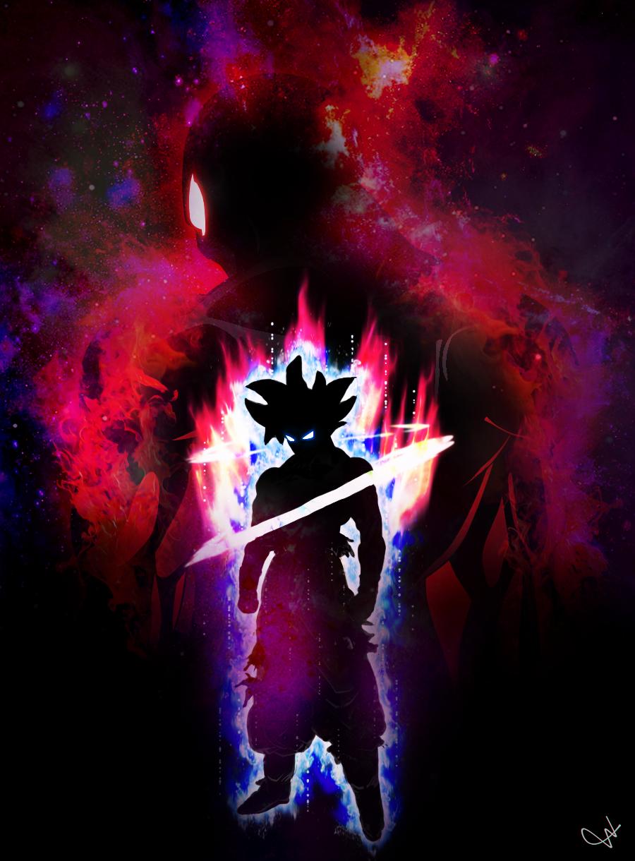 Goku Migatte No Gokui Wallpaper By By Haru On Deviantart