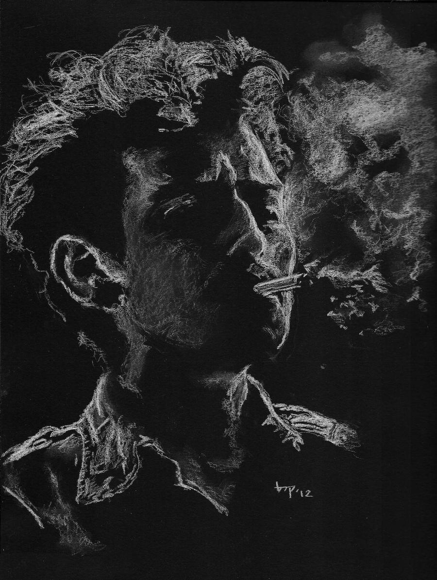 Bob Dylan by bensonput