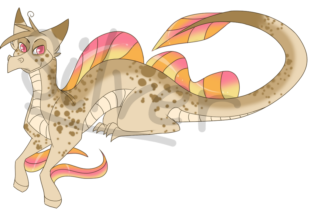 Tropical fish dragon for sale by silverzan on deviantart for Dragon fish for sale