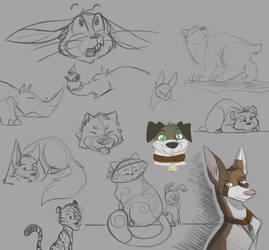 Last 2015 Sketch Dump