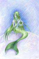Mermaid by Tirass