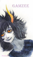 Gamzee by Tirass