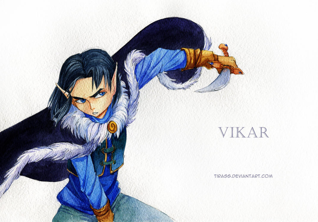 Vikar by Tirass